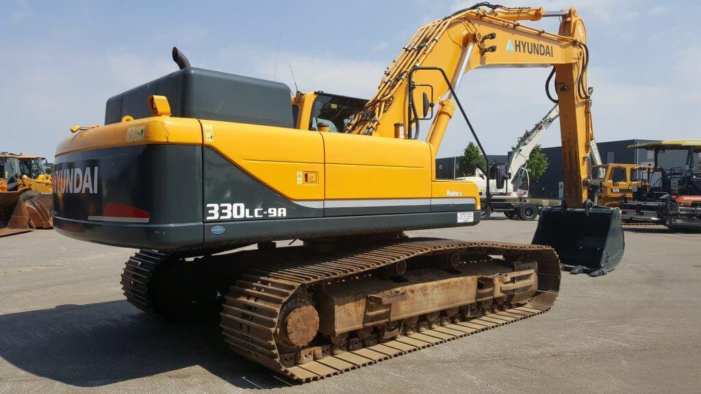 Hyundai Robex 330LC-9A