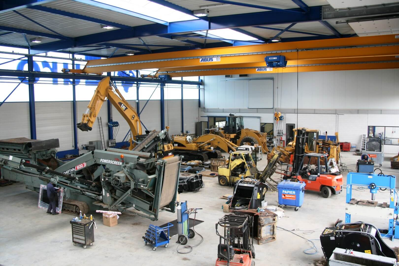 Workshop Inside