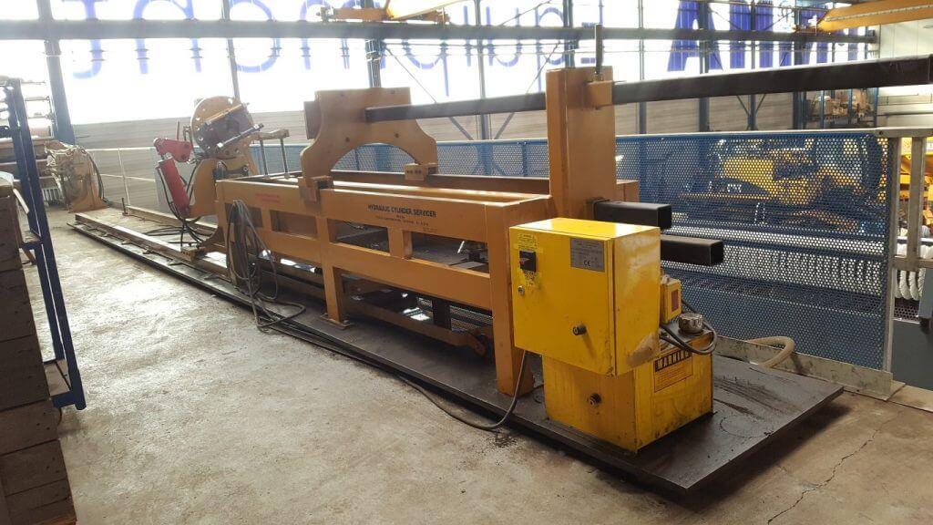 Hydraulic Cylinder Servicer