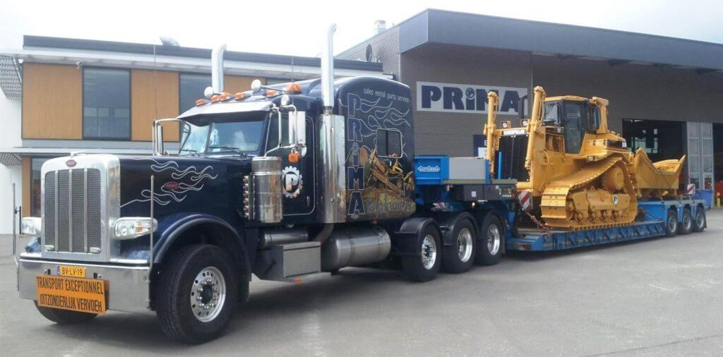 PRIMA Equipment gebruikt materieel
