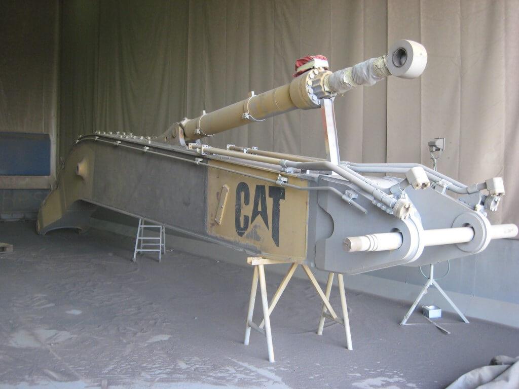 Sandblasting Unit