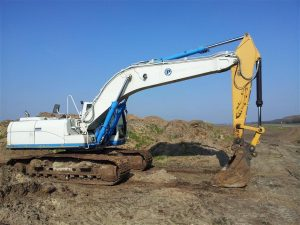 caterpillar excavator 325cl