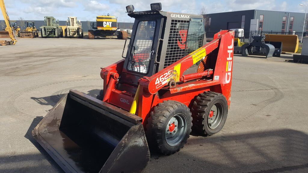 Gehl 4625 skid steer loader