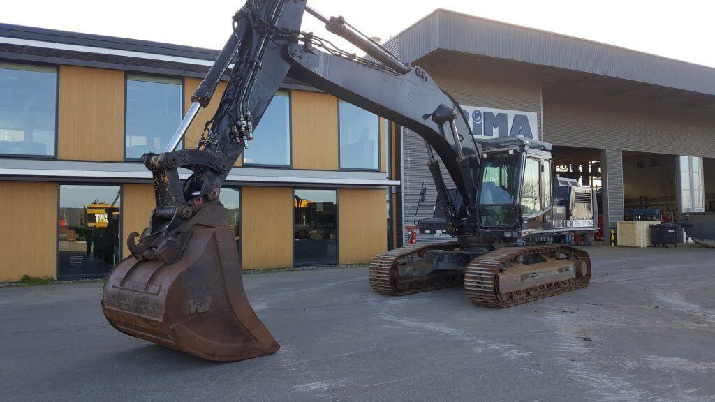 Liebherr 944HDS litronic excavator