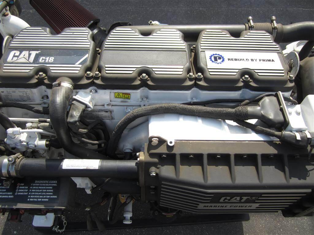 Caterpillar Marine Engine C18 – PRIMA Equipment