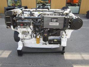 C18 marine engine caterpillar