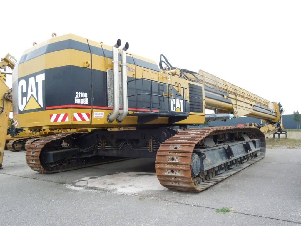 Caterpillar UHRD88 5110B Demolition Excavator