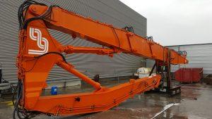 demolition front 24m zx470