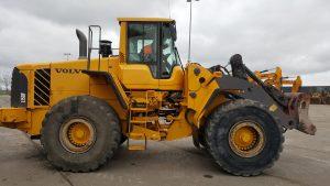 volvo wheel loader 150f
