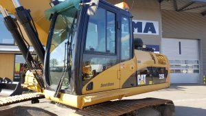 325d caterpillar hydraulic excavator