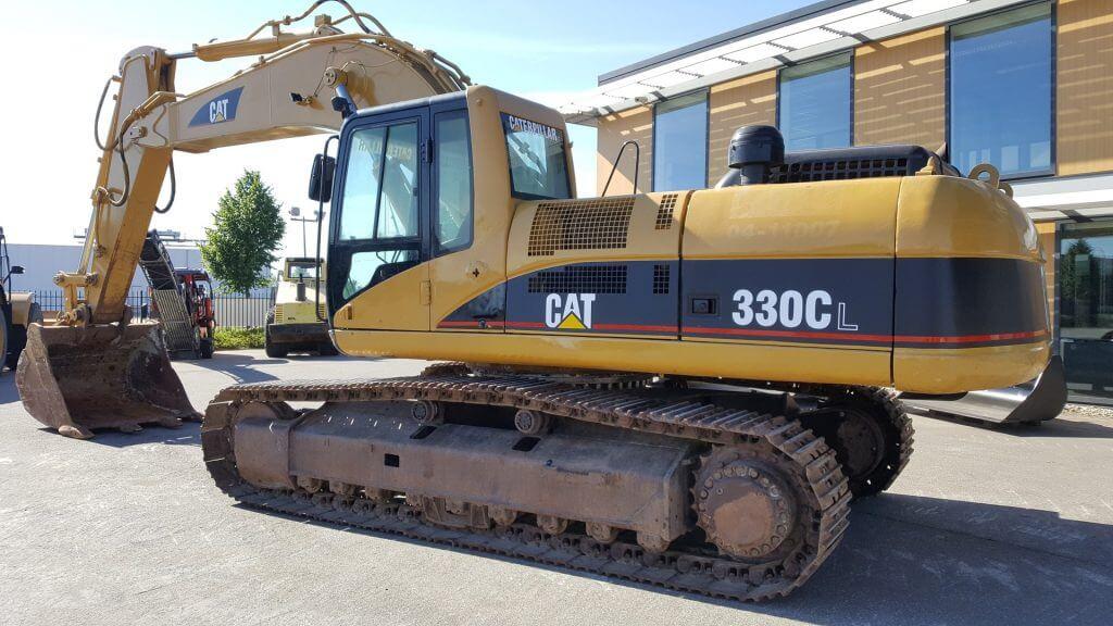 330CL ME Excavator