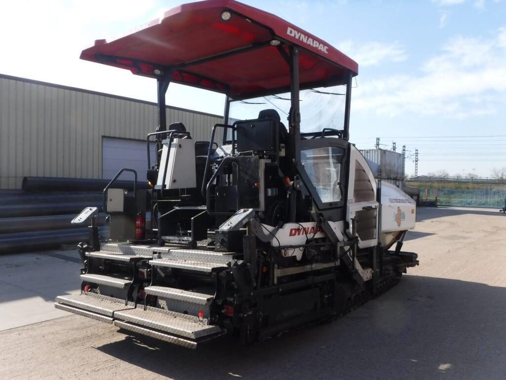 Dynapac SD2500CS asphalt paver
